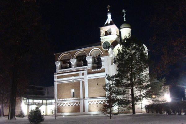 Cуздаль, Спасо-Евфимиевский монастырь