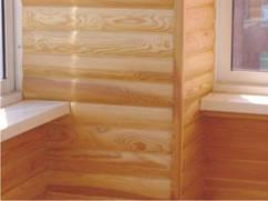 Блок хаус сосна