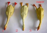 Домашние птицы силиконовые тянучка
