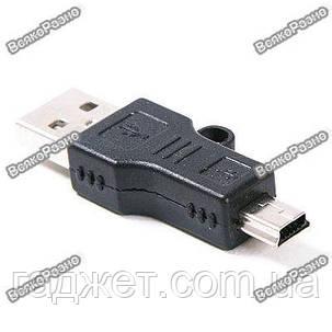 Переходник USB - miniUSB, фото 2