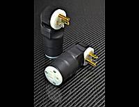 VooDoo Cable регулируемый   Right-Angle АС адаптер для подключения в розетку