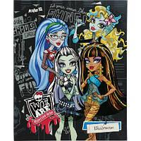 Щоденник шкільний УФ-лак, Monster High-2