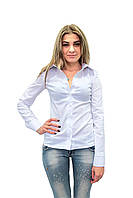 Рубашка Классика р. 44-50 белый
