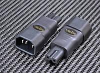 C14 - C7 VooDoo Cable силовой адаптер для Apple Mac Mini и источников., фото 1