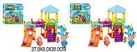 """Игровой набор СВИНКА ПЕППА """"Детская площадка"""" TM8836-4/6 (1515866/67)"""