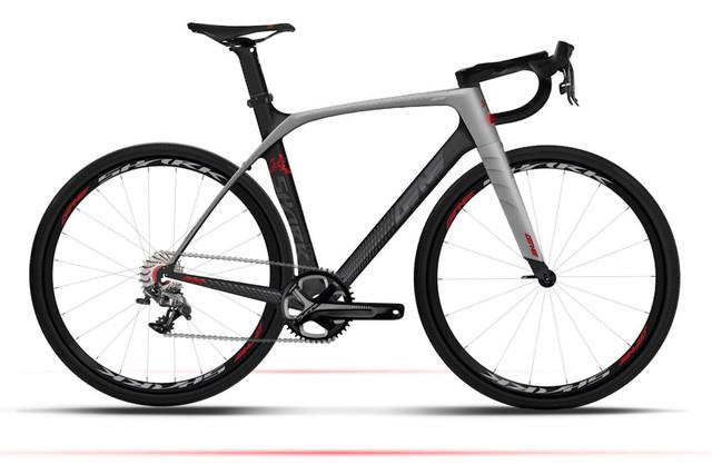 В США показали «умный» велосипед на Android