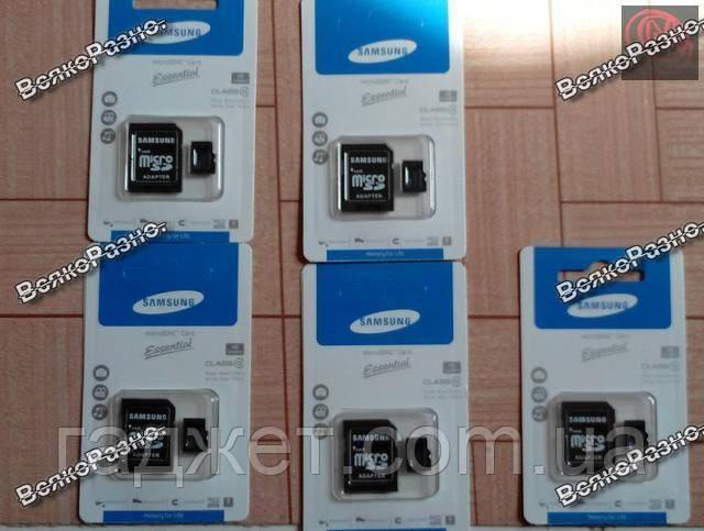 Флешка Micro sd card карта памяти Micro sd 32 Gb от Samsung