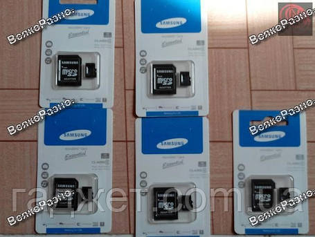 Флешка Micro sd card карта памяти Micro sd 32 Gb от Samsung, фото 2