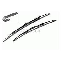 Комплект щеток стеклоочистителя Bosch Twin Spoiler 359S 3397001359 с спойлером 705/628мм