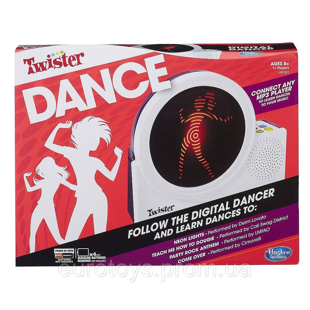 Hasbro   Игра Твистер: Школа танцев.
