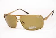 Мужские солнцезащитные очки со стеклянной линзой
