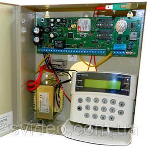 C установкой комплект охранной сигнализации Макс-2708 с датчиком движения и СМК, фото 2