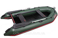 Моторная надувная ПВХ лодка Vulkan VM300ps