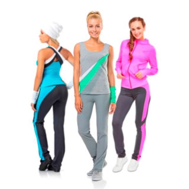 Как подобрать одежду для занятий спортом