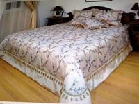 """Дизайнерское покрывало на кровать """"Классика"""", фото 1"""
