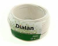 Сигнальный кабель Dialan ( медь) CU 4x7/0.22 экранированный бухта 100м