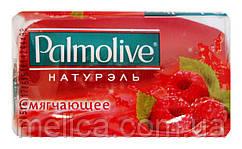 Туалетное мыло Palmolive Натурэль Смягчающее Свежая малина Глицериновое - 90 г.