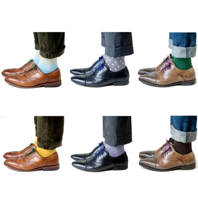 Как подобрать носки под одежду