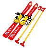 Лыжи детские 4-10 лет Технок (3350)