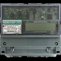 Счетчик Меркурий 231AT-01  5-60А трехфазный многотарифный