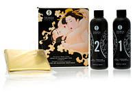 Набор для эротического массажа Shunga Massage Gel Mango Melon (манго/дыня)