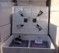 """Инкубатор бытовой для яиц """"Наседка"""" ИБ-140 с механическим переворотом"""