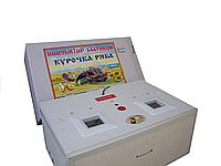 Бытовой инкубатор для яиц с механическим переворотом Курочка ряба 100, корпус - пенопласт