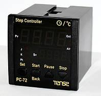 Профильные / шаговые терморегуляторы (регулировка по графику)
