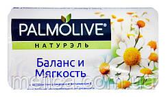 Туалетное мыло Palmolive Натурэль Баланс и Мягкость Ромашка и Витамин Е - 90 г.