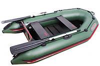 Моторная надувная ПВХ лодка Vulkan VM240PS