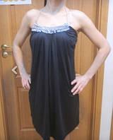 Платье  женское черное 40-42 размер