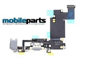 Оригинальный Шлейф с Разъемом Зарядки, Микрофоном и Громкостью для iPhone 6S Plus