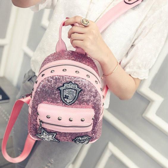 Молодежный маленький рюкзак
