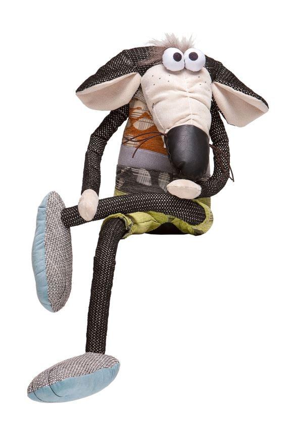 Интерьерная мягкая игрушка Крыса Oliver / Оливер - Матрас Диван - мебельный интернет магазин в Киеве
