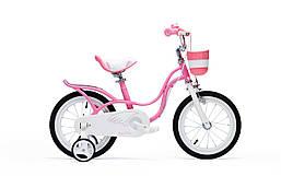 "Детский велосипед Royal baby little swan 12"" (ST)"