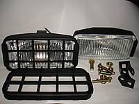Дополнительные фары противотуманные DLAA 7050 W WESEM H3-12V-55W/196*82mm/решетка пара, фото 1