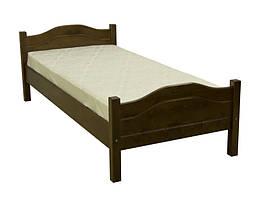 Элегантная односпальная кровать от украинской мебельной фабрики Скиф. Модель Л-108
