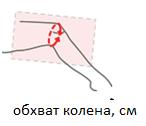 Ортез для иммобилизации коленного сустава (ТУТОР) регулируемый  арт. R6301, фото 3
