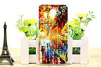 Силиконовый чехол для Meizu m3 m3 mini с рисунком картина красками