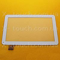 Тачскрин, сенсор  Nomi C10101 Terra для планшета, цвет белый