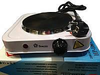 Электроплита одноконфорочная Domotec  НР-100А
