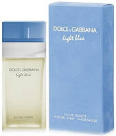 Dolce & Gabbana Light Blue туалетная вода 100 ml. (Дольче Габбана Лайт Блю), фото 1