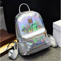 Голограммный маленький рюкзак, фото 1