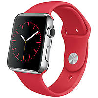 Умные часы Smart Watch IWO2 Red 1:1 копия apple watch