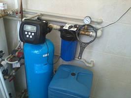 Система комплексной очистки воды для небольшого дома