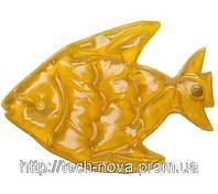 Грелка солевая в форме рыбки.