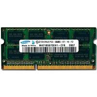 БУ Оперативная память Samsung 2GB DDR3 1066 SO-DIMM M471B5673FH0 (M471B5673FH0)