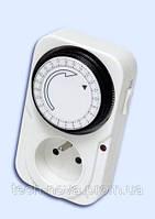 Таймер механический Expert E-TM-24/3,5kW-B