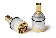 Картридж керамический для смесителей Ø 25 мм. с металлическим штоком ART 53K