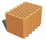 Блоки керамические  Леер (LEIER) NF-38